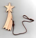 houten ster 1